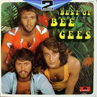 Cover Bee Gees - Best Of Bee Gees [1974]
